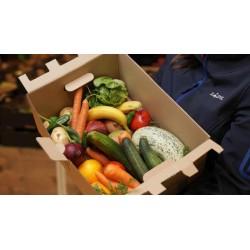 A Caja Fruta y verduras :...